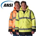 ANSI Safety Jackets